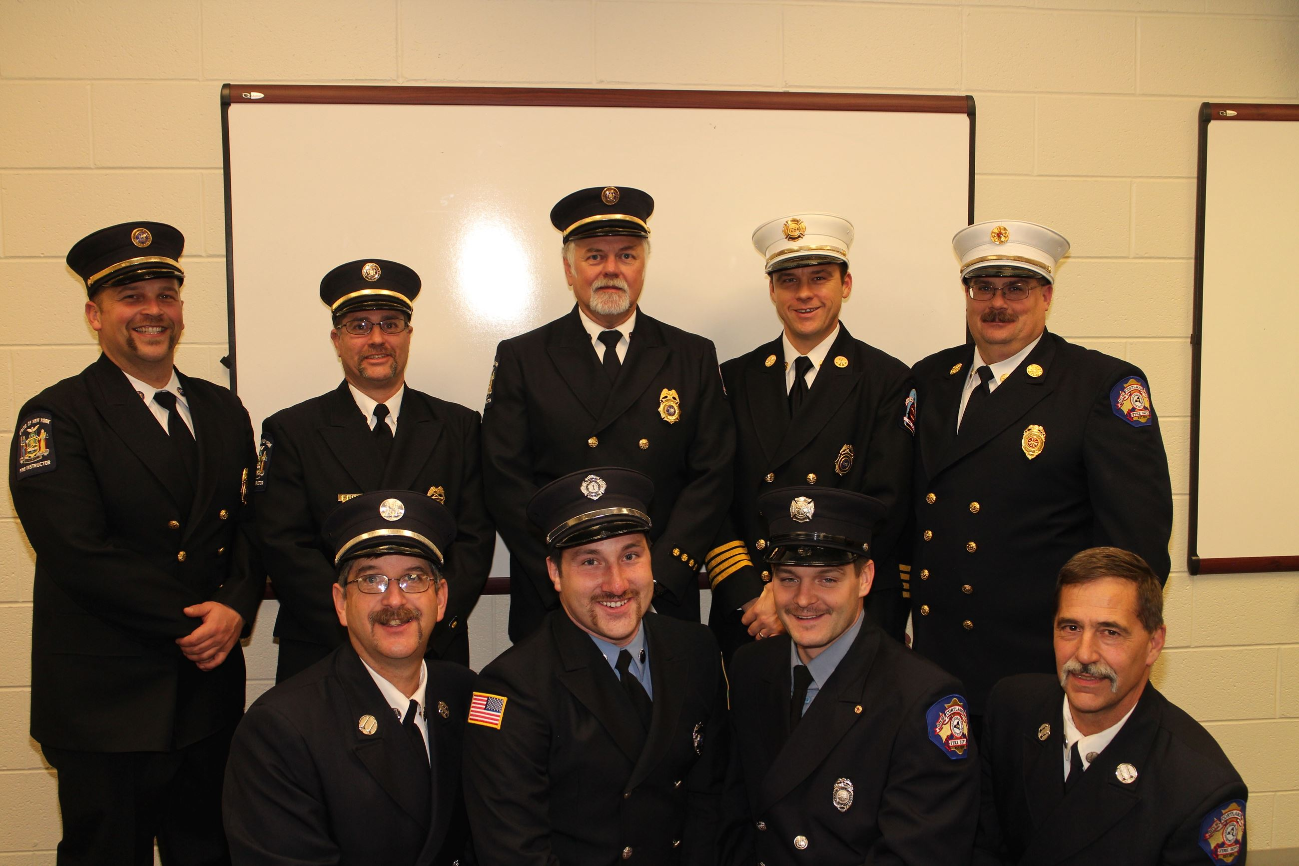 County Fire Instructors