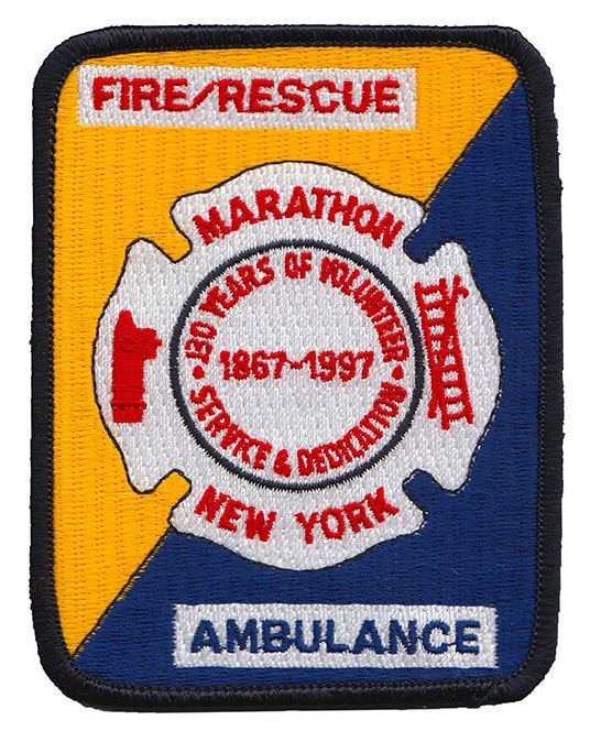 Marathon Fire  Rescue 150